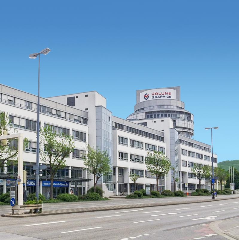 Der Hauptsitz in Heidelberg