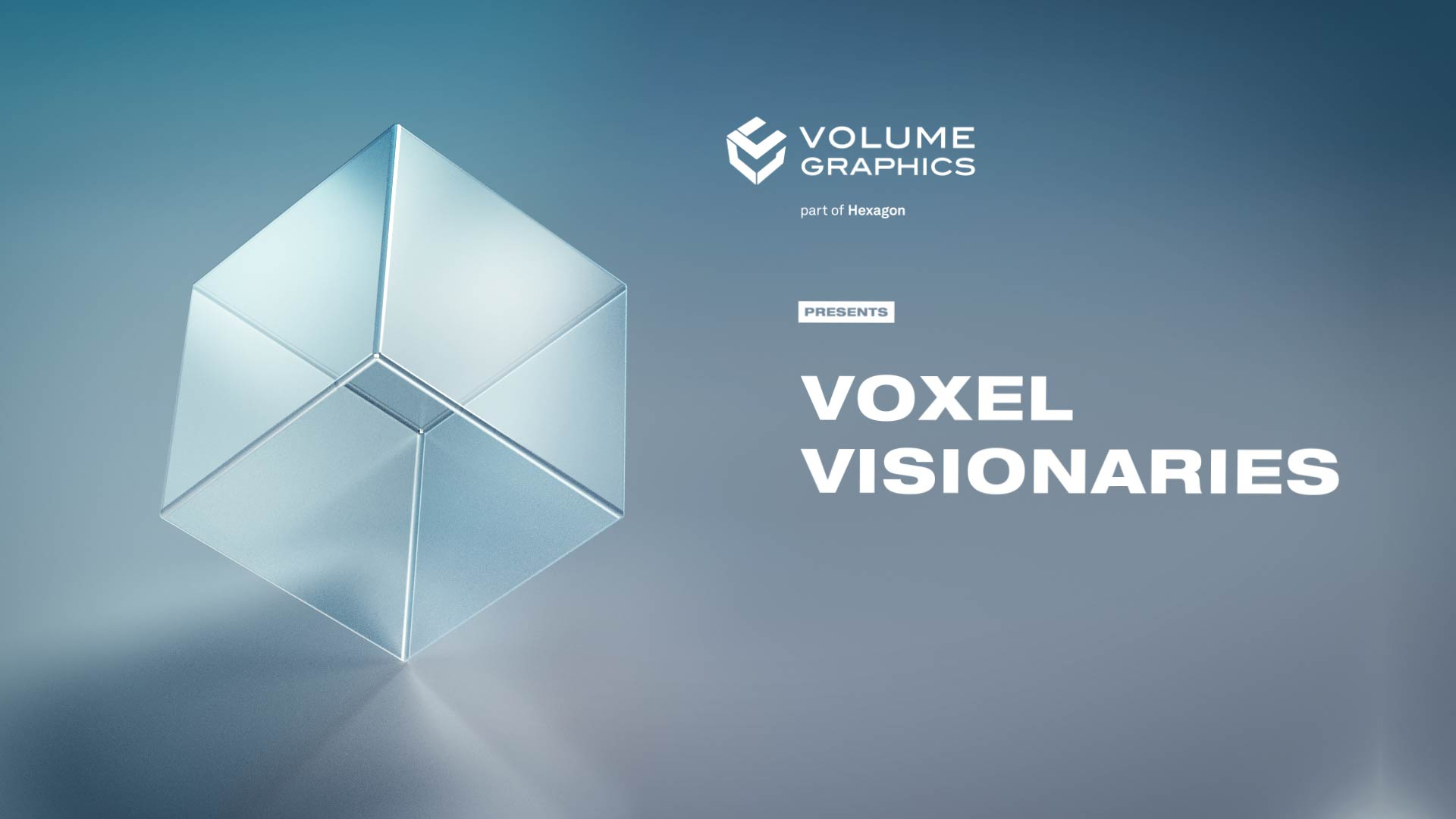 "Trailer ""Voxel Visionaries: A Cinematic Celebration of Volume Graphics Users"""