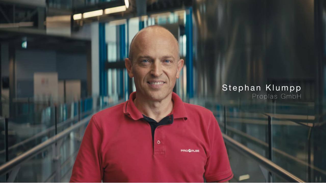 Stephan Klumpp, Proplas GmbH